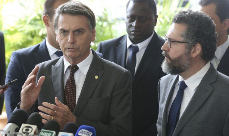 Bolsonaro muda a percepção internacional sobre o Brasil