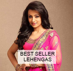 best seller lehengas