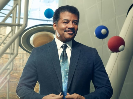 Science: astrophysicist Neil deGrasse Tyson