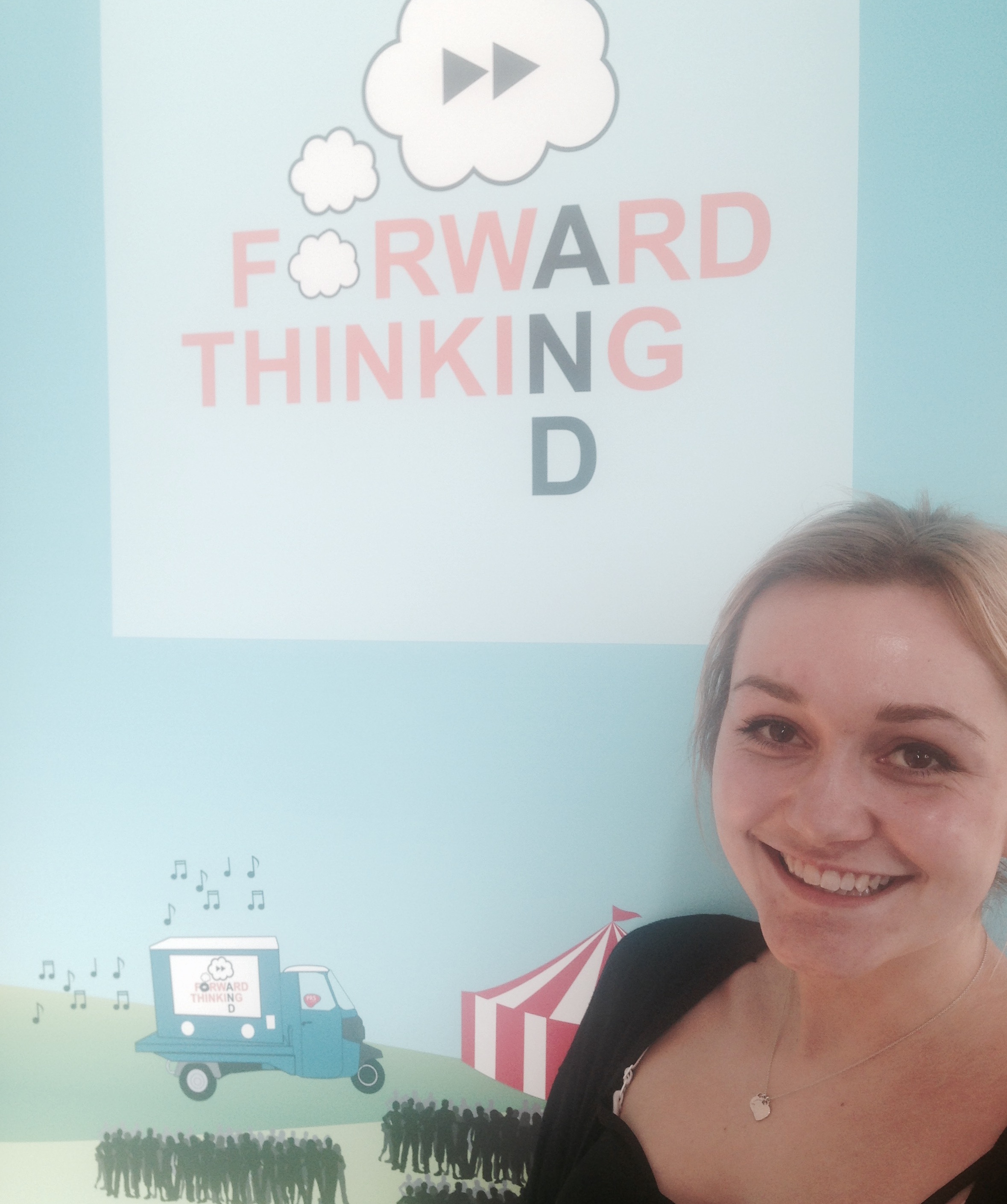 Work Experience with Forward and Thinking