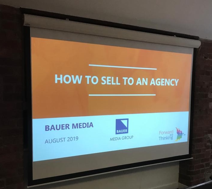 How to sell to a media buying agency