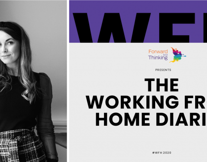 The Working From Home Diaries 2020: Natalea, Media Planning Manager