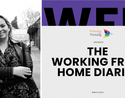 The Working From Home Diaries 2020: Jo, Senior Business Development Manager