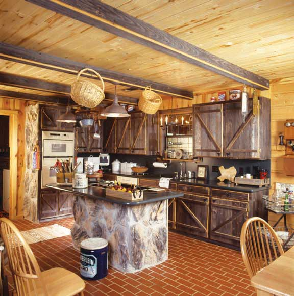 Build wooden cabinet plans old cabin plans download for Cabin kitchen cabinets