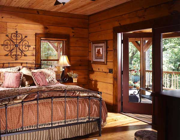 Log Home Tours