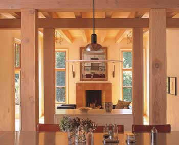 Sarah Susanka 39 S Not So Big Ideas For Log Homes