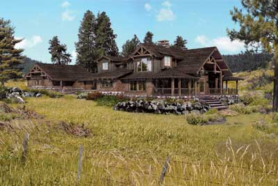 Best Log Home Plan Over 2500 Square Feet in addition Spec Homes besides Fp 05 Tx HaciendaII VRWD66A3 further Floorplan2500 Trailside also Cabin Floor Plans. on best log home plan over 2500 square feet