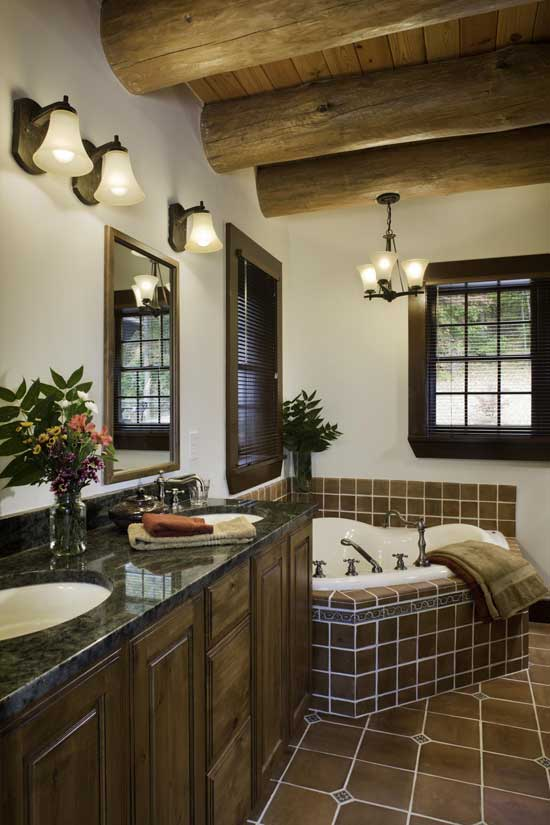 home and insurance western bathroom design