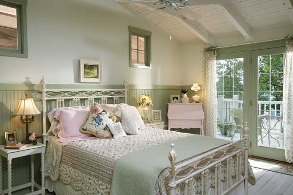 Bedroom Shabby Chic Home
