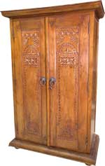 Old Door Wardrobe