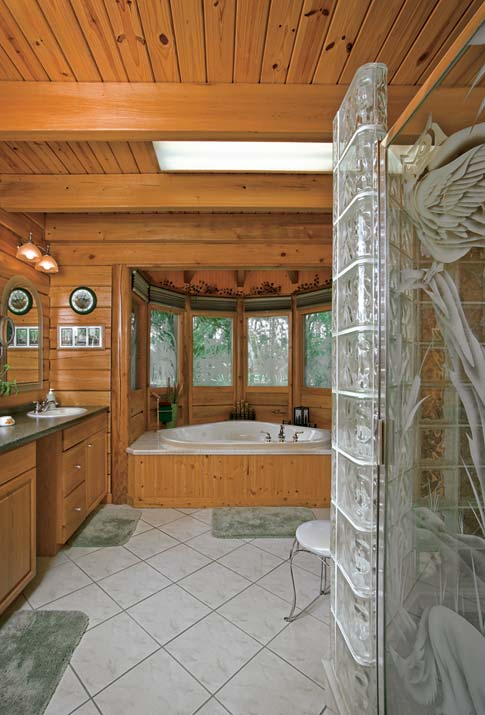 Photos of a Custom Log Home in Rural Florida on cottage master bathrooms, million dollar master bathrooms, log home bathroom designs, luxury master bathrooms, beautiful master bathrooms, exotic master bathrooms, modern master bathrooms, log home bedrooms, mansion master bathrooms, southern living master bathrooms, great master bathrooms, french country master bathrooms, sexy master bathrooms, cape cod master bathrooms, small cabin bathrooms, log home living rooms, craftsman style master bathrooms, small rustic bathrooms, farmhouse master bathrooms, rustic cabin bathrooms,
