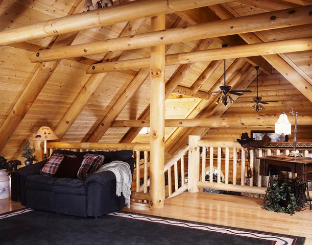 Cottage Cabin Loft