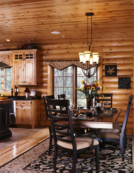 Modern Log Home Images on Log Homes Cabins And Home Floor Plans Wisconsin