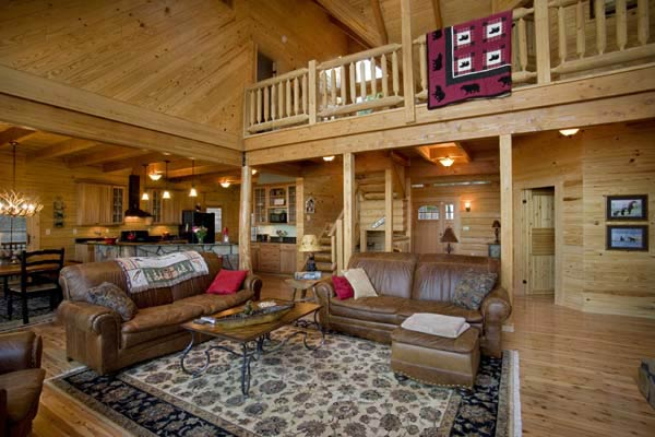 Lakeside Cabin Tour In Southern Virginia