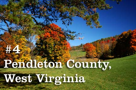 #4 Pendleton County, West Virginia