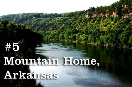 #5 Mountain Home, Arkansas