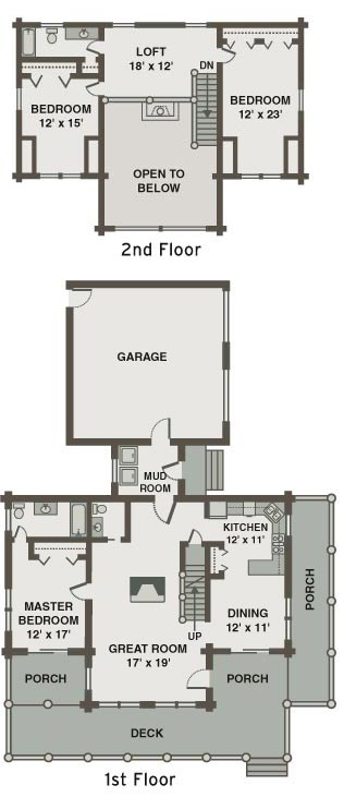 Aspen Ridge Floorplan