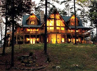 Etonnant Barna Log Homes | Sierra Log Home