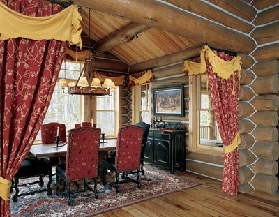 ... Cabin Interior Design