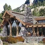 PrecisionCraft Log & Timber Homes Photo