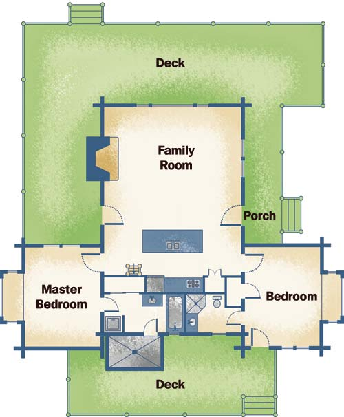 collection little house plans pictures typatcom - Little House Plans