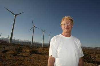 Ed Begley Jr., environmental activist and actor