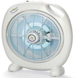 NanoBreeze air fan