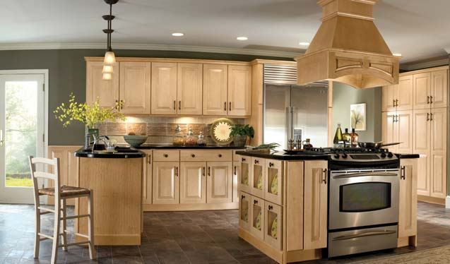 for your log home kitchen