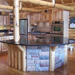 Northwoods Log Homes | The Chorney