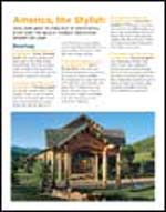 log home style quiz