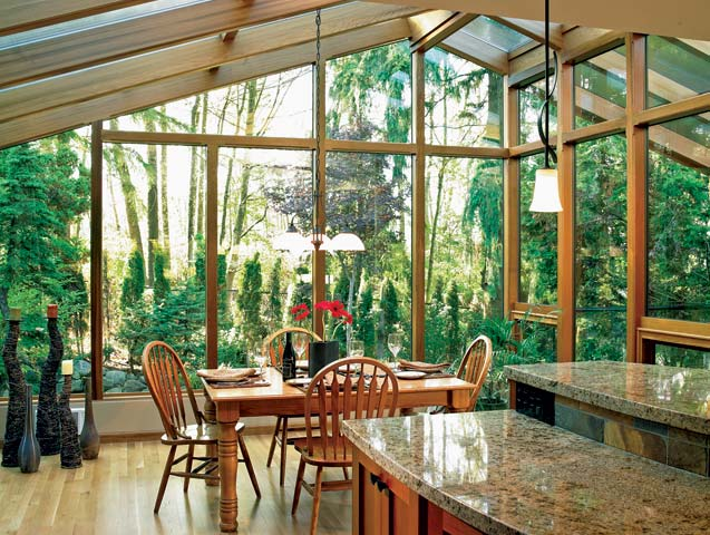 How to design a sunroom for maximum sunlight exposure for How to design a sunroom