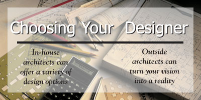 Choosing Your Designer