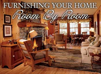 Furnishing Your Home Room by Room