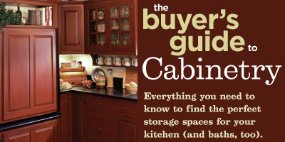 The Buyer's Guide to Cabinetry