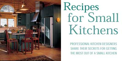 Recipes for Small Kitchens