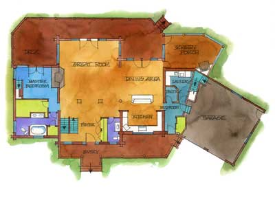 Floorplan - Main
