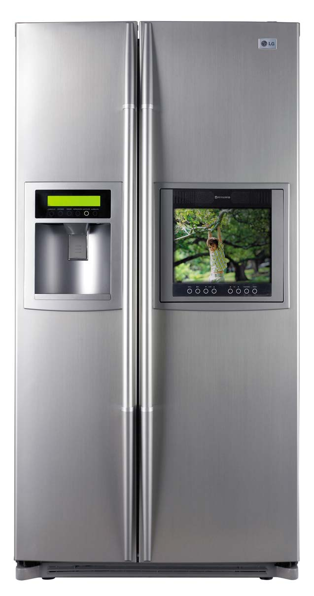 refrigerator with tv. lg lcd tv with built in refrigerator 637 x 1209 · 50 kb jpeg tv