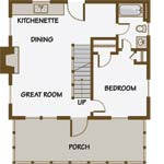 Log Home & Cabin Floor Plans | Southland Log Homes