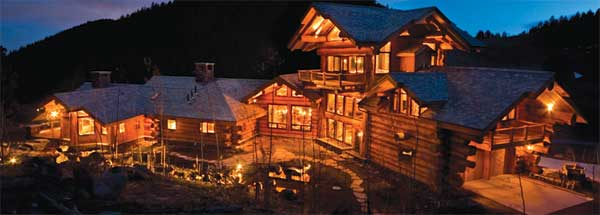 pioneer log homes of british columbia pictures. Black Bedroom Furniture Sets. Home Design Ideas