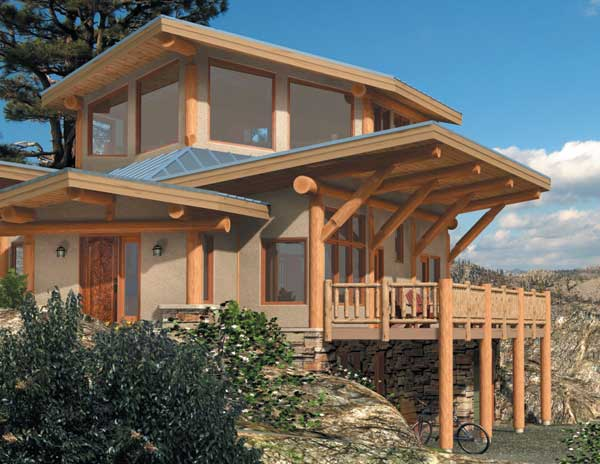 1000 images about awesome houses cabins other for Www loghome com