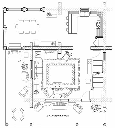 Beaver Creek Floorplans