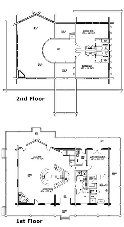 Loyalty - Floorplans