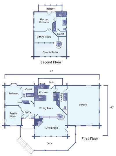 MLH-051 - Floorplans