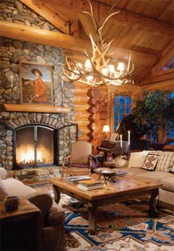 North American Log Crafters Ltd. - Interior