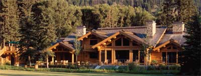 North American Log Crafters Ltd. - Exterior