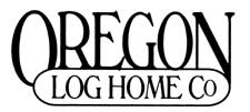 Oregon Log Homes Logo