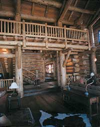 Wind River Interior 2