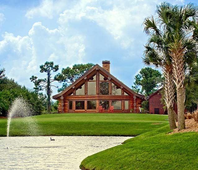 florida log home for sale by country ei log homes images