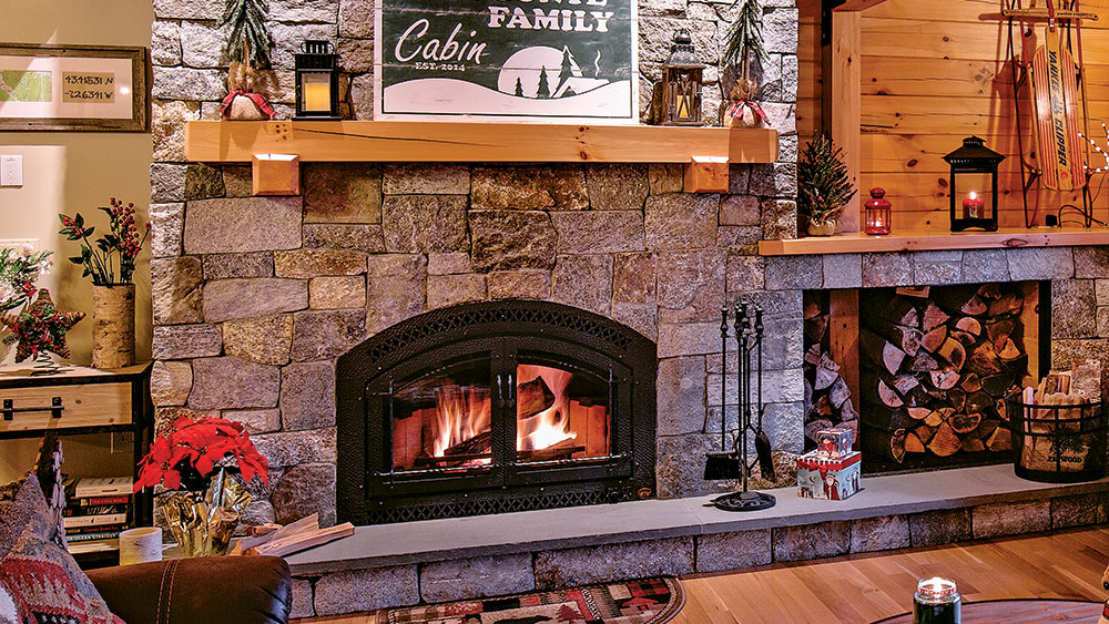 How to Build the Perfect Fire This Winter