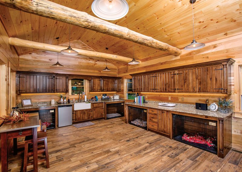 Three Must-See Log Home Restorations